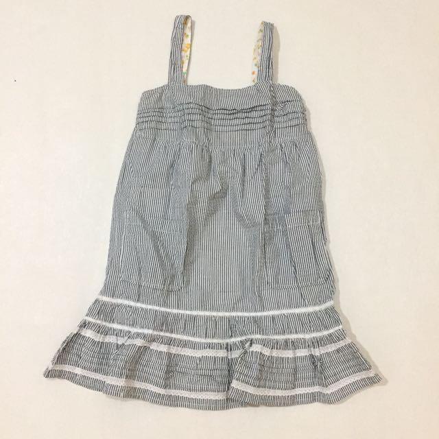 Korean Pocket Dress