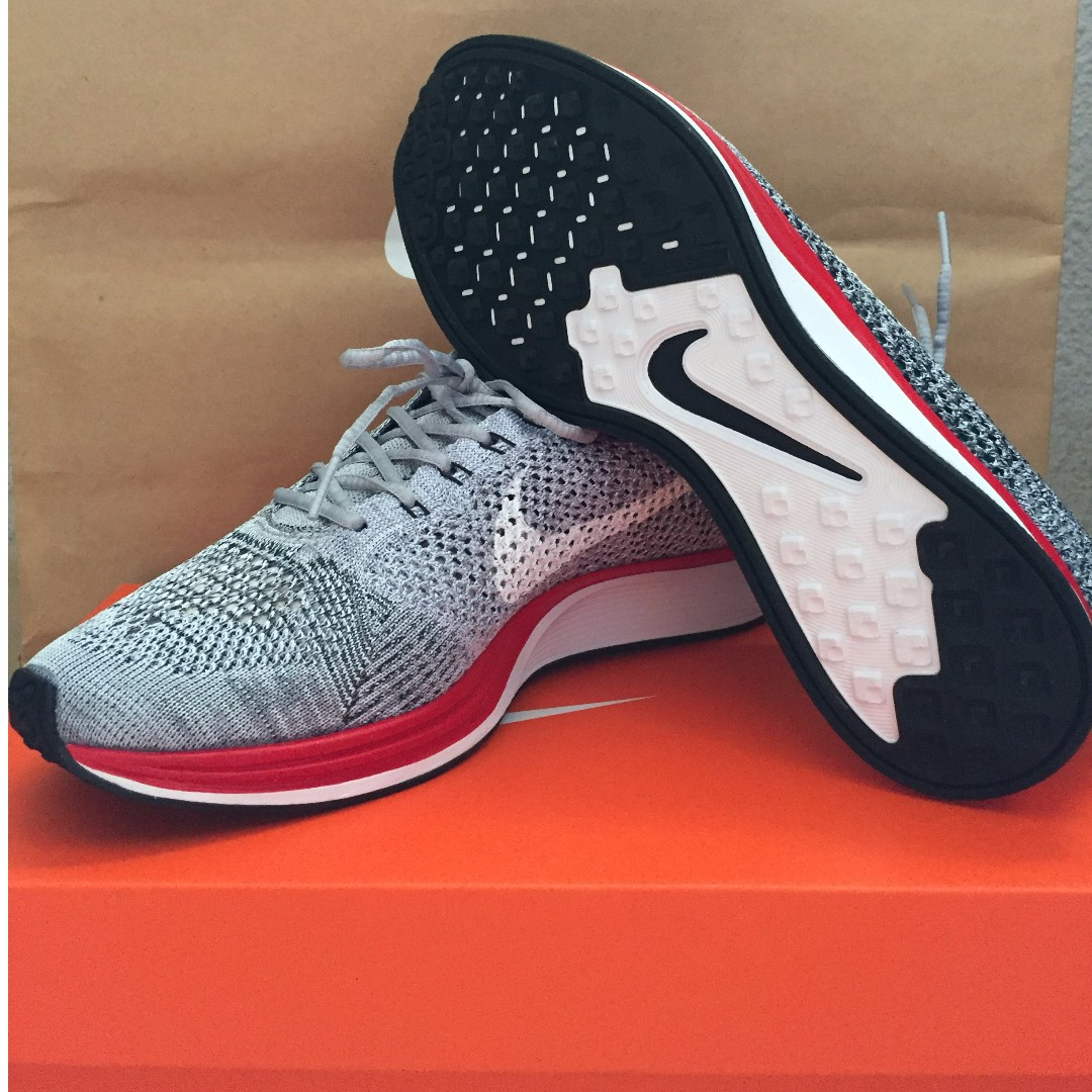 online store c4d57 cd3a2 ... No Parking 2  (Limited) US9.5 Nike Flyknit Racer . ...