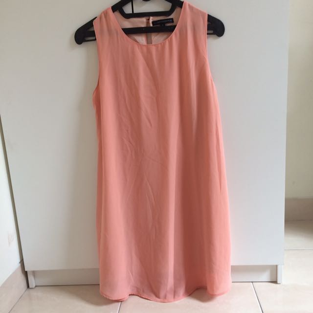 lookboutiquestore peach dress