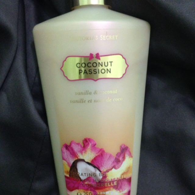 lotion victoria secret