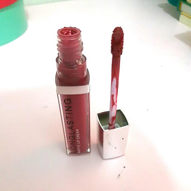 LT Pro Matte Lip Cream Long Lasting Shade 04