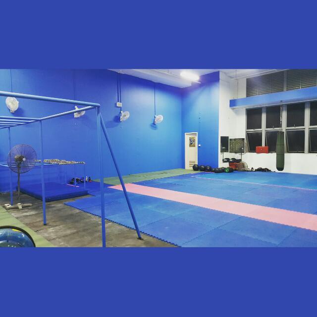 Martial Art Studio For Public/Rent, Property, Rentals