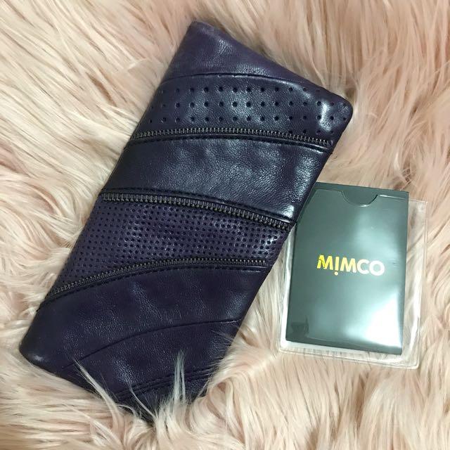 Mimco Zipped Wallet