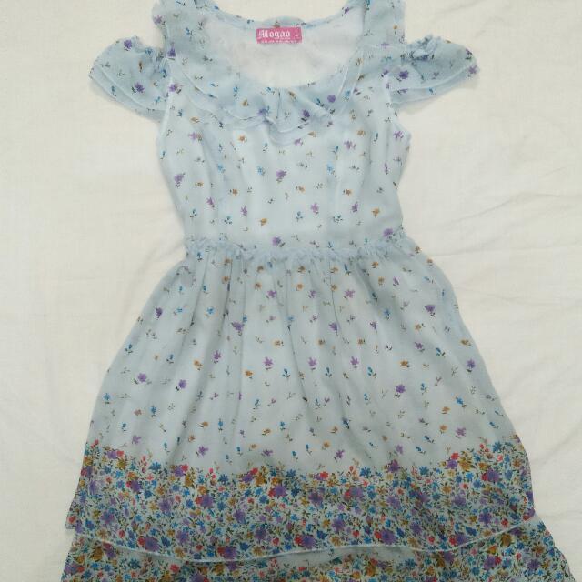 Mogao Floral Dress