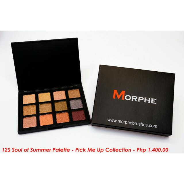 Morphe Soul Of Summer Pick Me Up