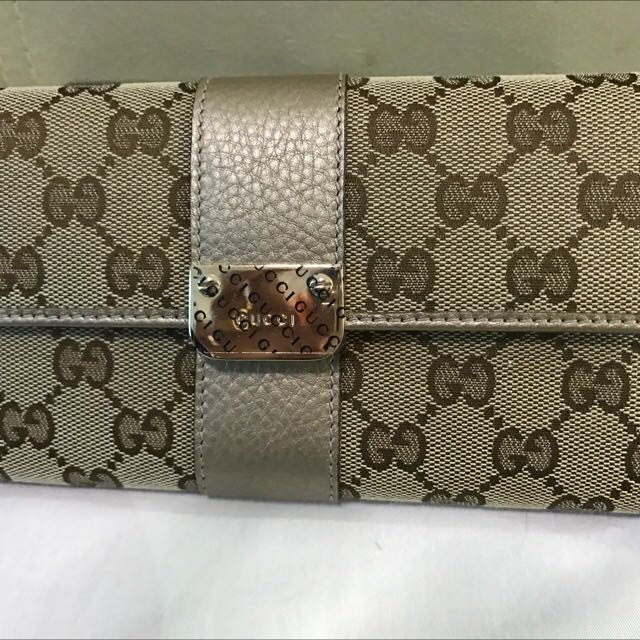 8e7a218c6489ee Mother's Day Sale:Authentic Gucci Wallet For Sale, Luxury, Bags ...