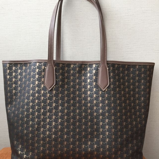 Moynat Monogram Bag