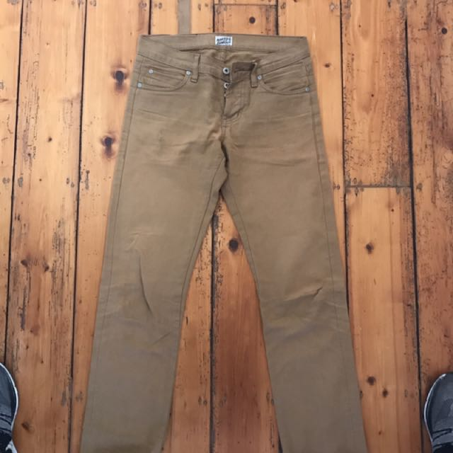 Naked & Famous Duck Canvas Chinos