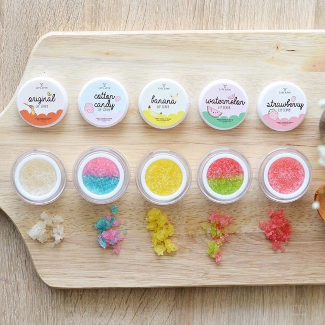Natural Lip Treatment - Lip Scrub