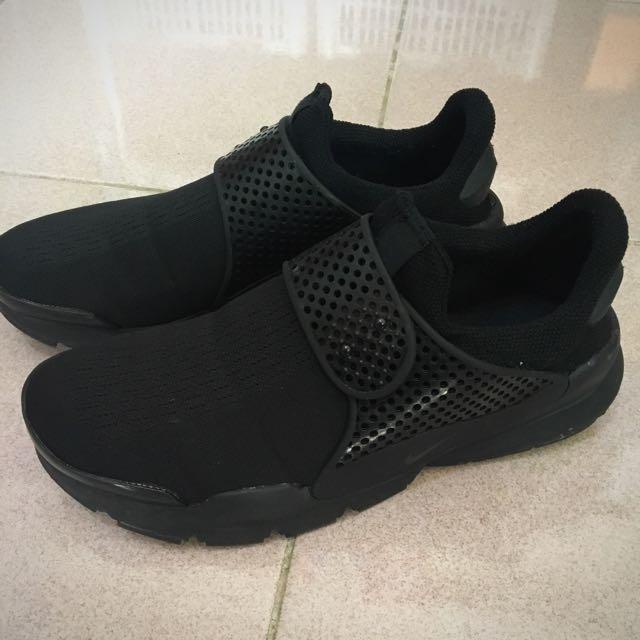Nike黑襪