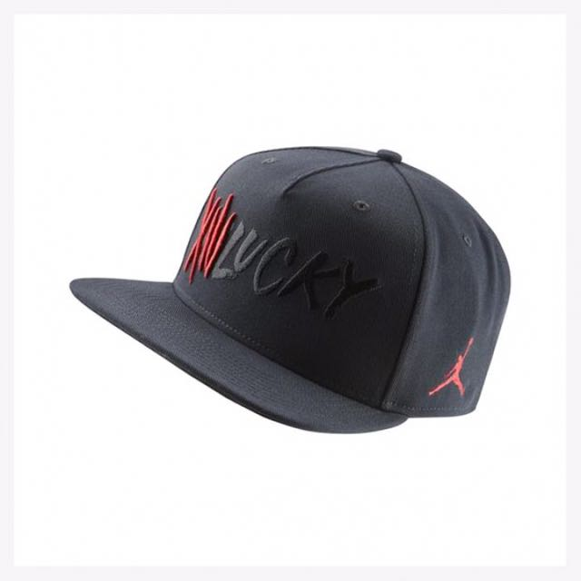 new style 5d6c0 4c62c  Clearance Sales NIKE Air Jordan 13 Unlucky Cap, Sports, Sports Apparel on  Carousell
