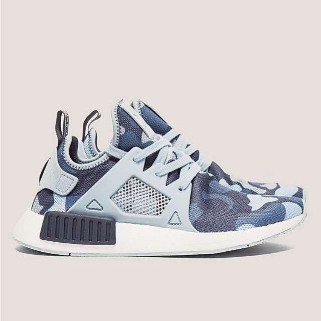 online store 77e06 22c82 (ONE DAY SALE) Adidas Originals NMD R1 Duck Camo