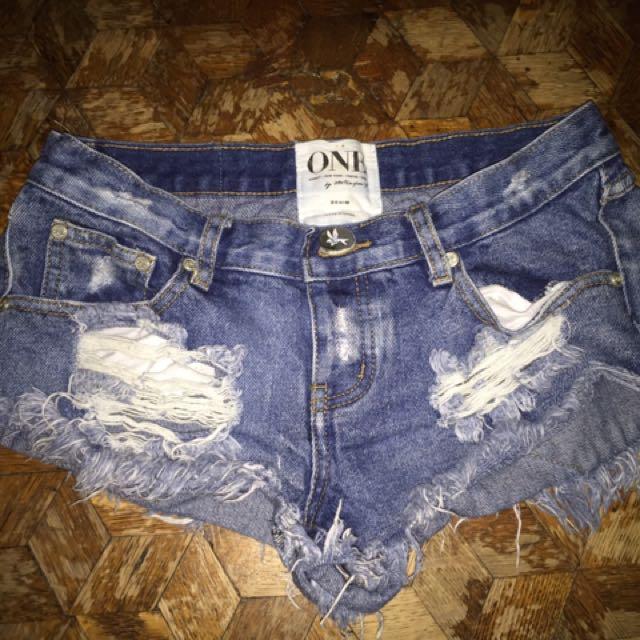 One Teaspoon Shorts 🔥🔥🔥