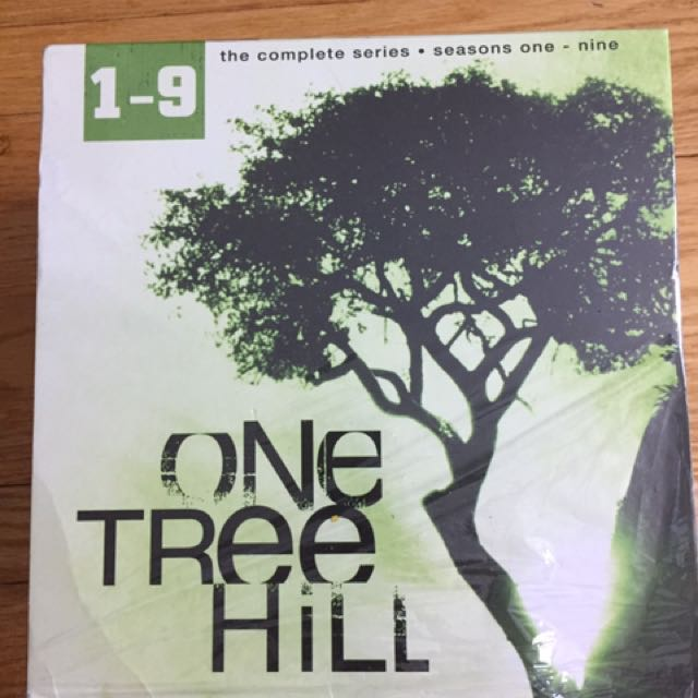 One Tree Hill Complete Series