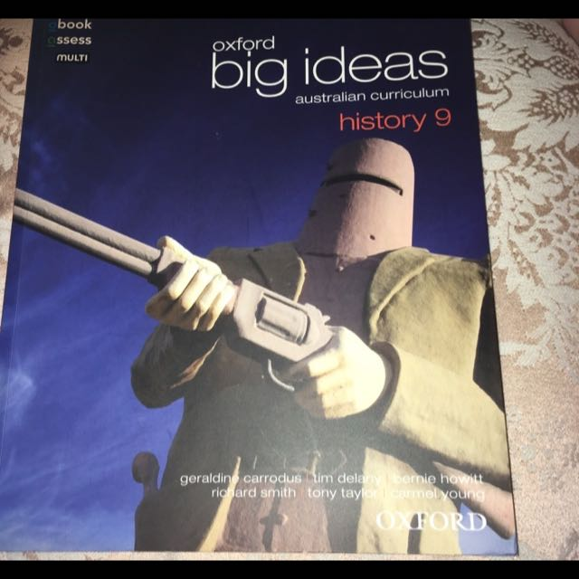 Oxford Big Ideas History Textbook Year 9
