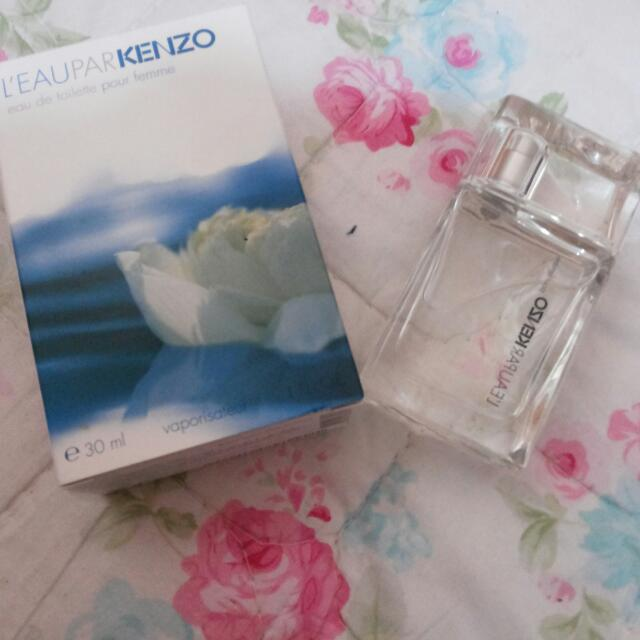 Parfum KENZO Made In France