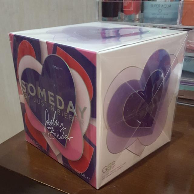 PARFUME SOMEDAY by Justin Bieber