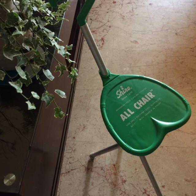 Portable (Golf) Seat