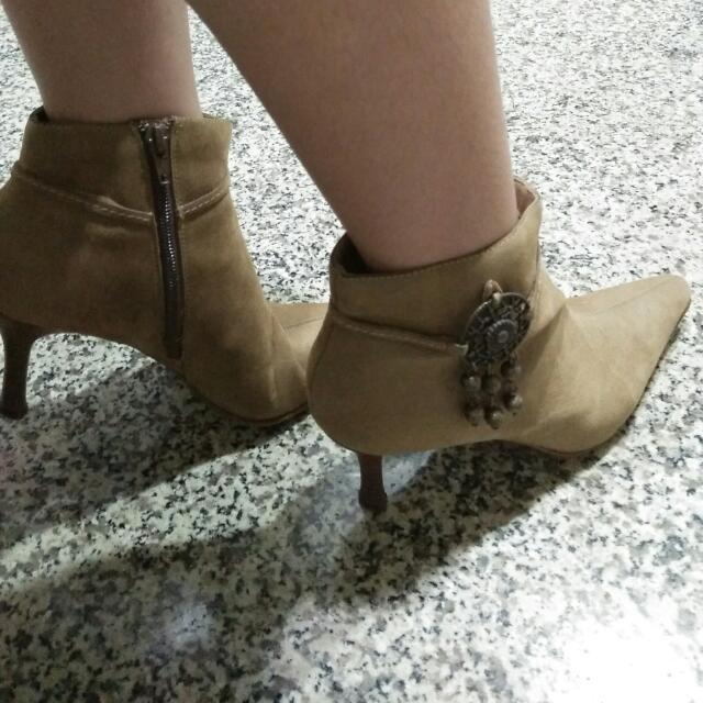 Preloved Pierre FONTAINE footwear Bohemian Boots