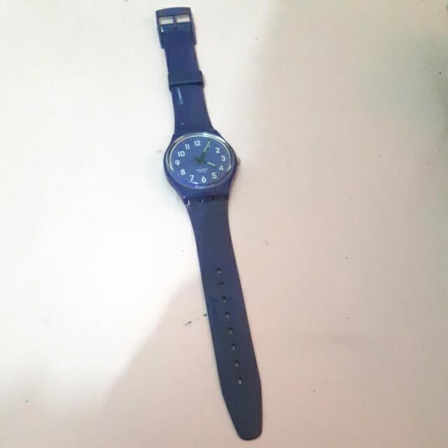 "Purple Watch ""Swatch"""
