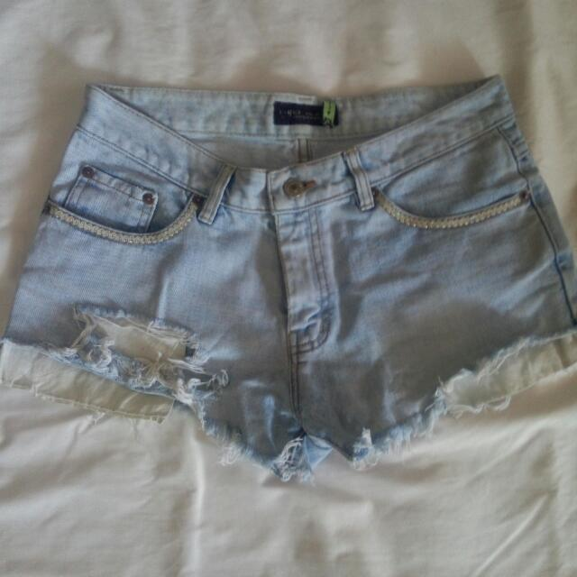 Ripped Shorts