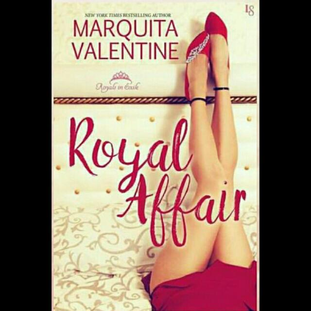 Royal Affair - Marquita Valentine