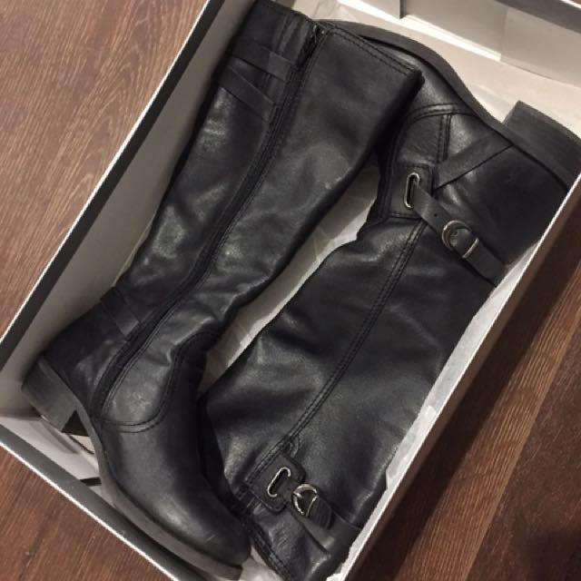 Sandler Leather Boost