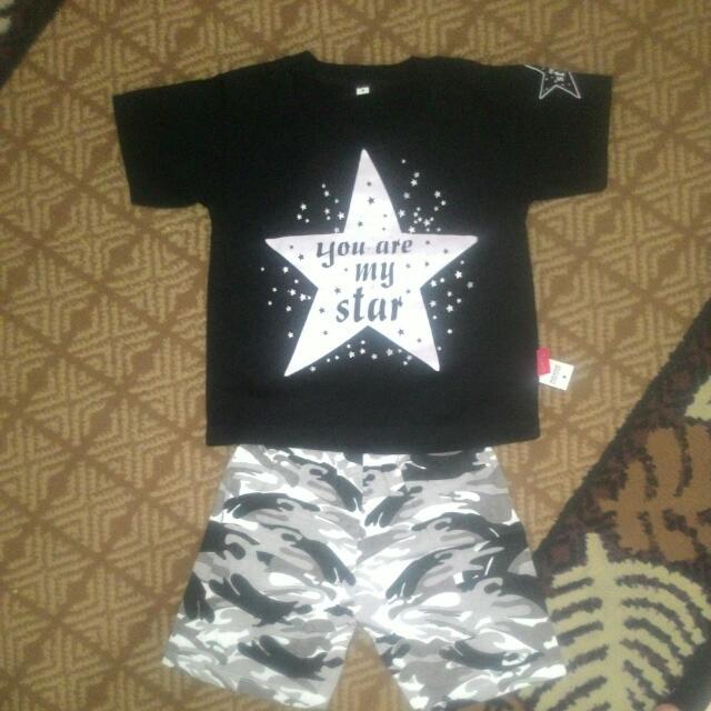 Setelan Star
