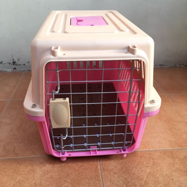Small Travel Crate