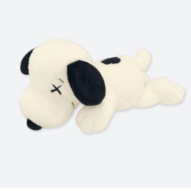 Snoopy KAWSxPEANUTS