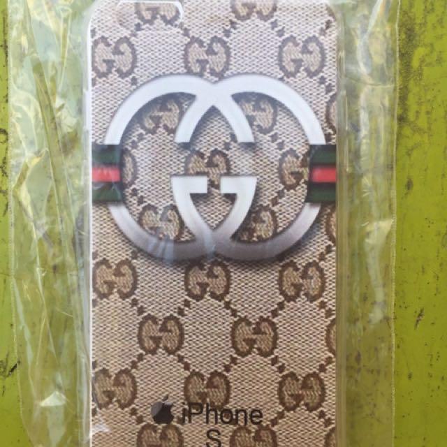Softcase Gucci Untuk Iphone 6plus