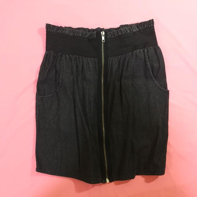 SUMMER SALE! Black Sheep Skirt