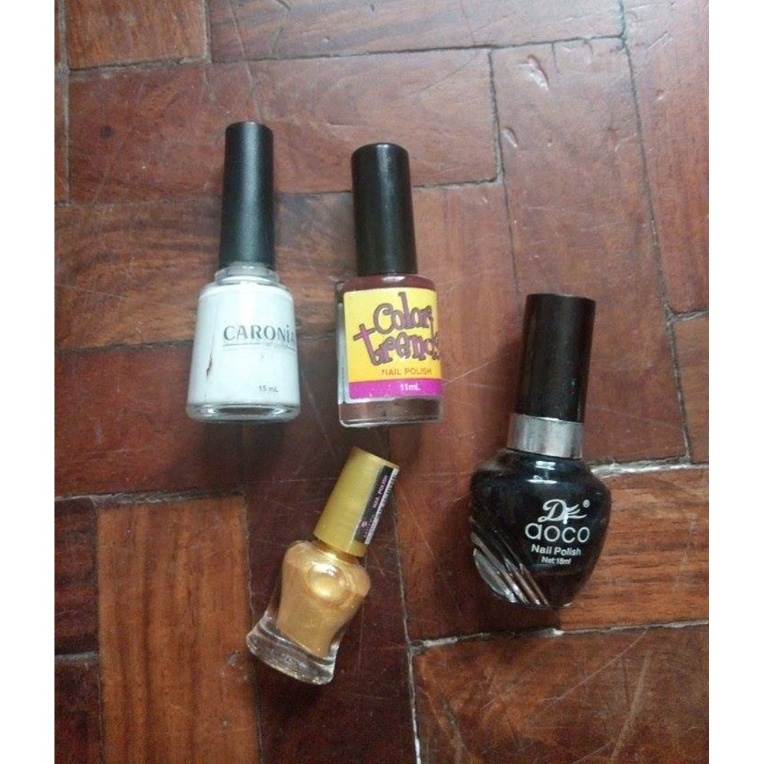 Take-all promo! Assorted nail polishes