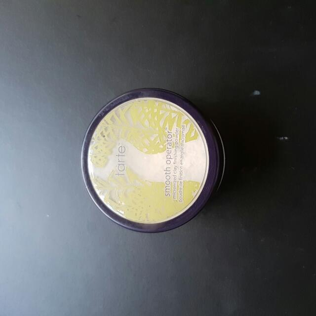 Tarte Smooth Operator