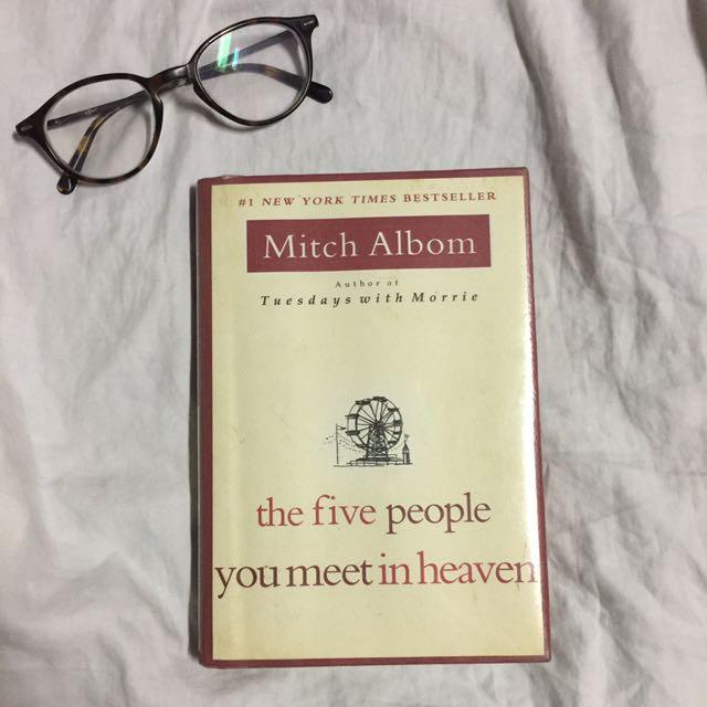 The Five People You Meet In Heaven (hardbound)