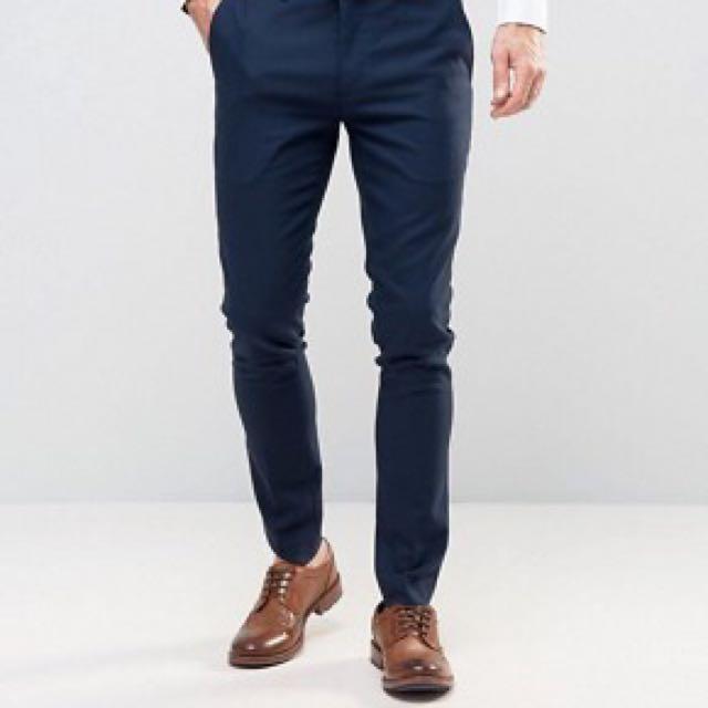 Topman Smart Trousers