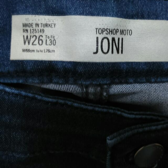 NEW + REDUCED Topshop Vintage High Waisted Jeans