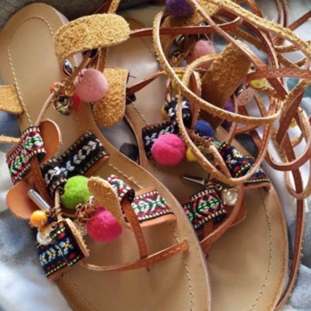 wrap sandlas