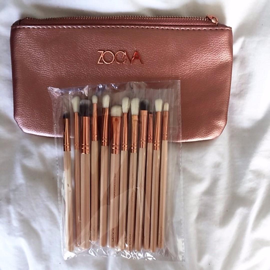 Zoeva Replica 12 Brushes with Bag