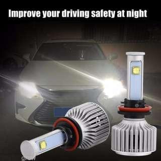 H11 Car Fog Lamp Conversion Kit CREE LED 30W 3600LM for Fog Lights