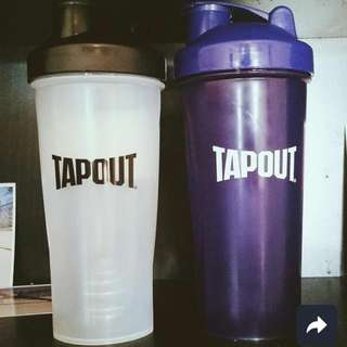 NEW Tapout Shakers