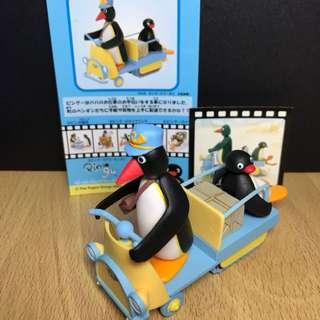 絕版企鵝家族