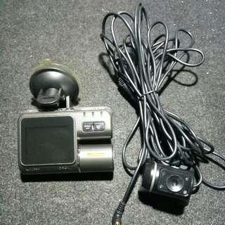 Selling Car Camera Dual Channel Already Dekit From Car