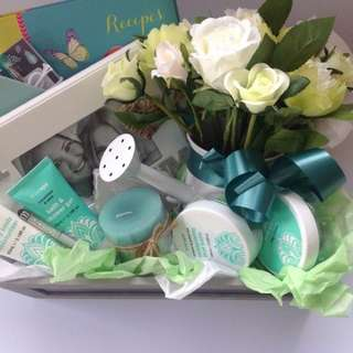 Green Is In Gift Box