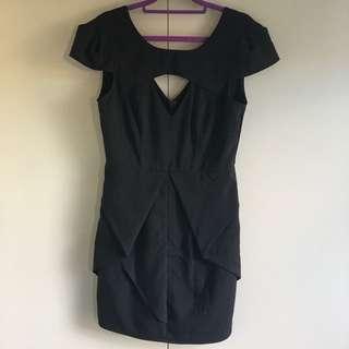 Black Dress   Dotti