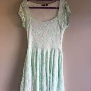 Mint Green Dress | Boohoo
