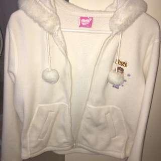 White/cream Jacket