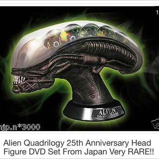 Alien Dvd Box Set Limited Edition Japan