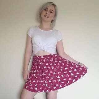 Swallows Skirt - Asos