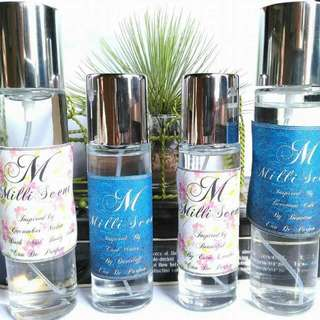 Oil-based Inspired By Perfumes